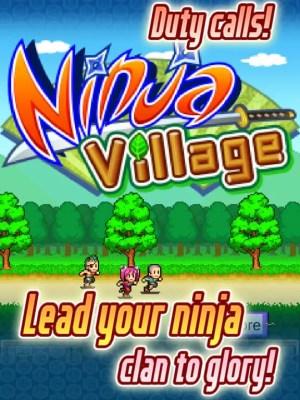 Ninja village Game Ios Free Download