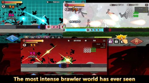 One Finger Death Punch Game Android Free Download