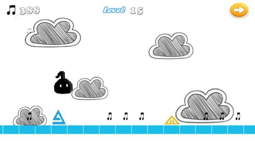 Scream Go 8分音符ちゃん 2 Game Android Free Downlaod