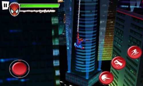 Spider Man Total Mayhem HD Game Android Free Download