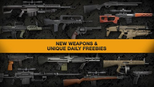 Weaphones Firearms simulator 2 Game Ios Free Download
