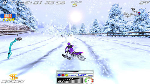 Xtrem Snowbike Game Android Free Download