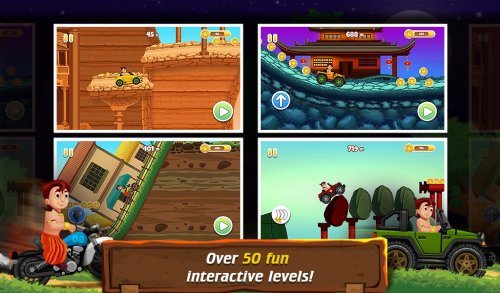 Chhota Bheem Speed Racing Game Android Free Download
