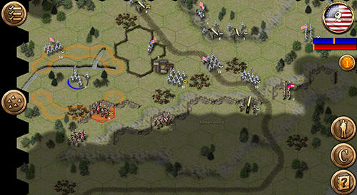 Civil War 1861 Game Android Free Download