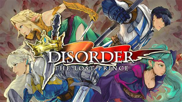 Disorder The Lost Prince Game Android Free Download