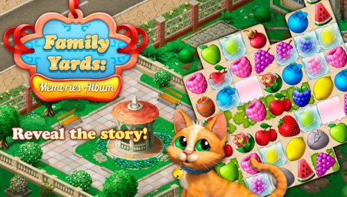 Family Yards Memories Album Game Android Free Download