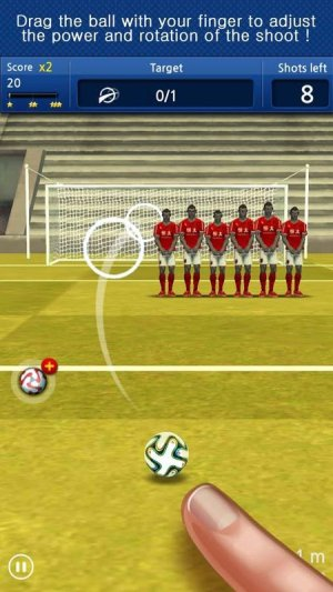 Finger soccer Football kick Game Android Free Download