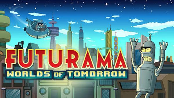 Futurama Worlds Of Tomorrow Game Android Free Download