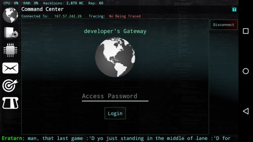 Hackers Hacking Simulator Game Android Free Download
