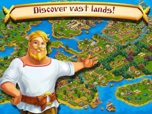 Harvest Land Game Android Free Download