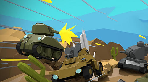 Iron Blaster Online Tank Game Android Free Download