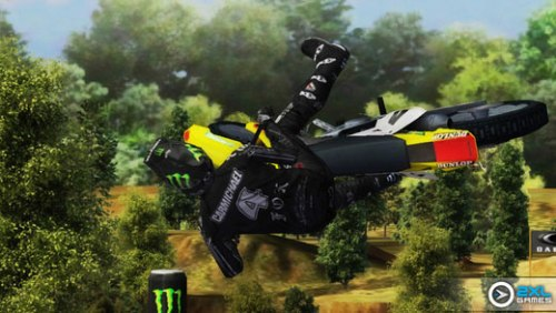 Ricky Carmichael's Motorcross Marchup Game Ios Free Download