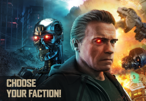 Terminator Genisys Future War Game Android Free Download