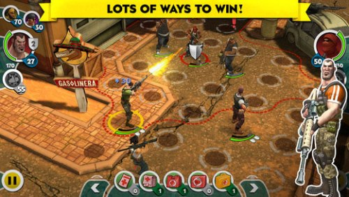 Anti squad: Tactics Game Ios Free Download