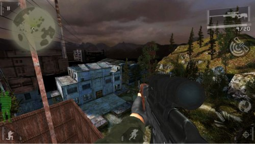 Commando Adventure Shooting Game Android Free Download