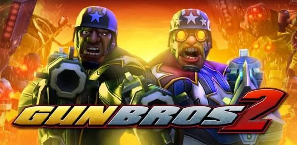 GUN BROS 2 Game Android Free Download