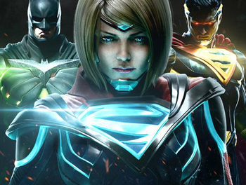 Injustice 2 Game Android Free Download