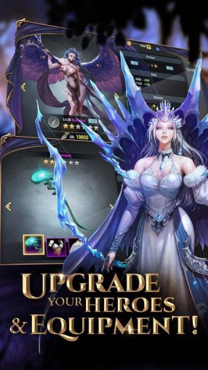 League of Angels Paradise Land Game Android Free Download