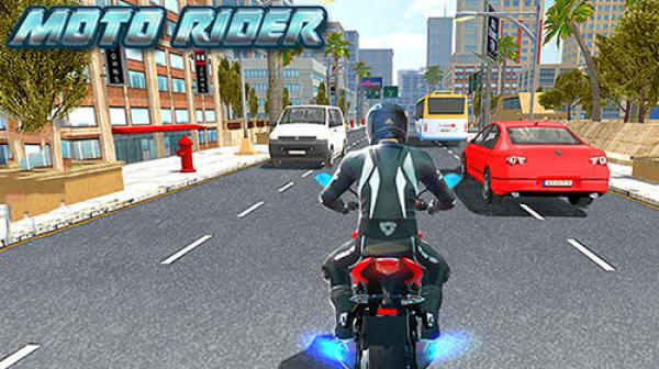 Moto Rider Game Android Free Download