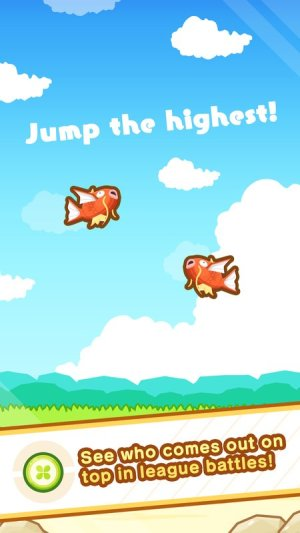 Pokémon Magikarp Jump Game Android Free Download