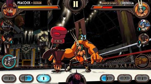 Skullgirls Game Android Free Download