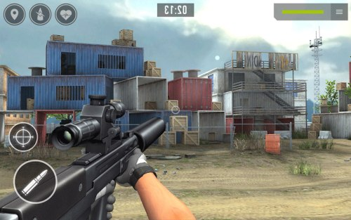 Sniper Arena Game Ios Free Download