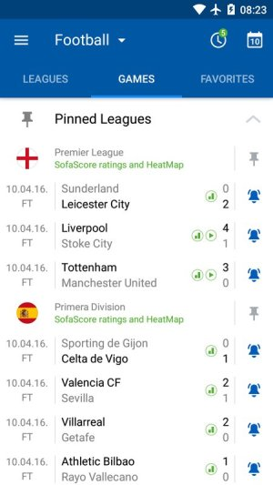 SofaScore Live Score App Android Free Download