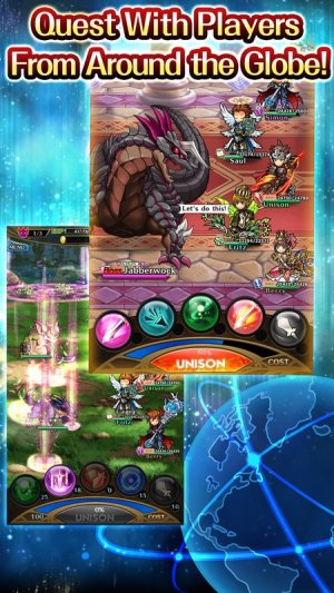 Unison League Game Android Free Download