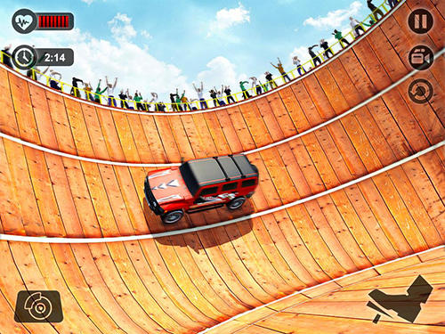 Well Of Death Prado Stunt Ride Game Android Free Download