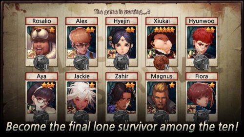 Black Survival Game Android Free Download