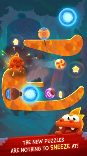 Cut the Rope Magic Game Android Free Download