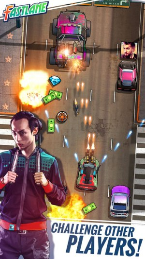 Fastlane: Road to Revenge Game Ios Free Download