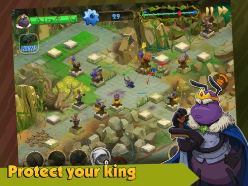 King Of Bugs Game Android Free Download