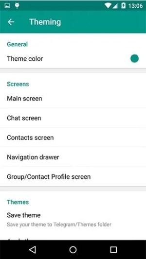 Telegram Plus Messenger App Android Free Download