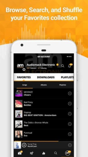 Audiomack App Android Free Download