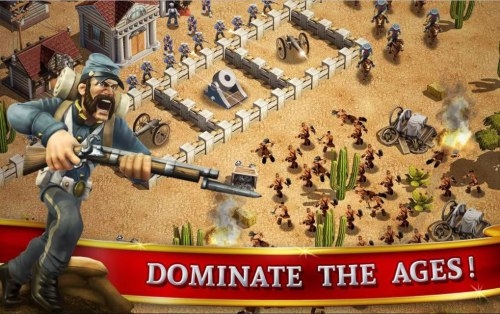 Battle Ages Game Android Free Download