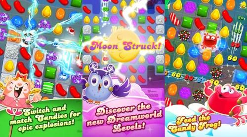 Candy Crush Saga Game Windows Phone Free Download