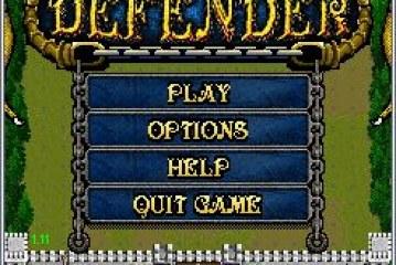 RescoDefender Game Windows Phone Free Download