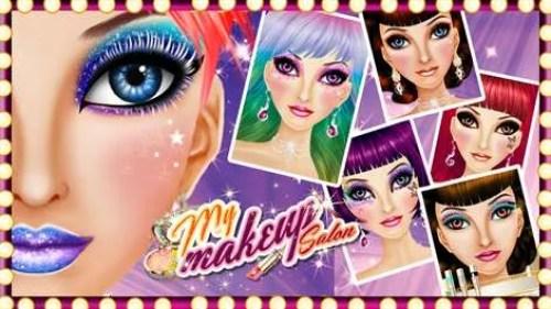 My Makeup Salon Game Windows Phone Free Download