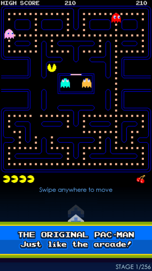 PAC-MAN Game Ios Free Download