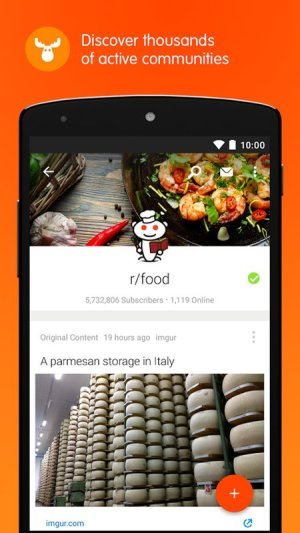 Reddit Top Trending Content App Android Free Download