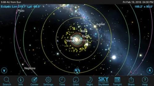 SkySafari 5 App Ios Free Download