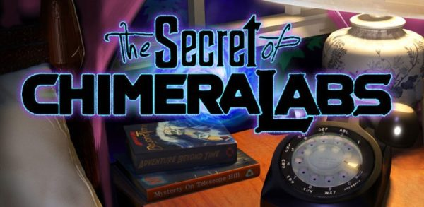 The Secret of Chimera Labs Game Android Free Download