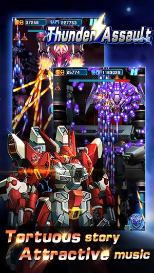 Thunder Assault Game Ios Free Download