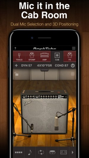AmpliTube App iOS Free Download