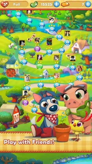 Farm Heroes Saga Game Ios Free Download