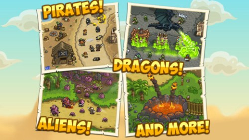 Kingdom Rush Frontiers Game Ios Free Download