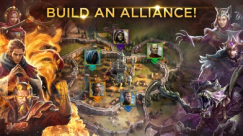 Rival Kingdoms Age Of Ruin Game Ios Free Download