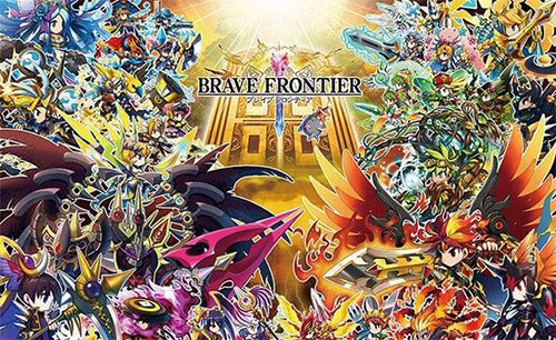 Brave Frontier Game Ios Free Download
