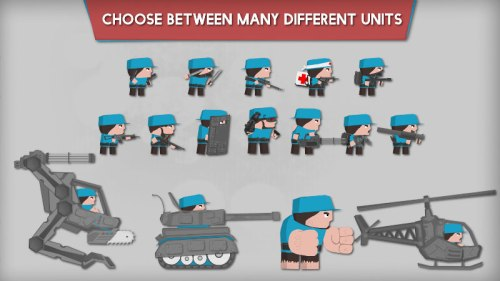 Clone Armies Game Android Free Download